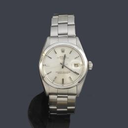 1622   -  Lote 1622 ROLEX Oyster Perpetual Date Superlative Chronometer Officially Certified. Ref. 1500 nº 2130831  Reloj para caballero con caja y brazalete Oyster en acero.